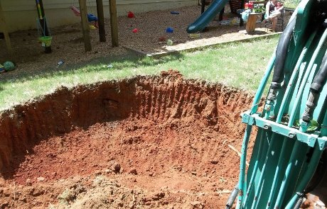 Excavation, trenching, koi, ponds, backyard, water features, pipe laying, sewer line repair, foundations, ditching, irrigation