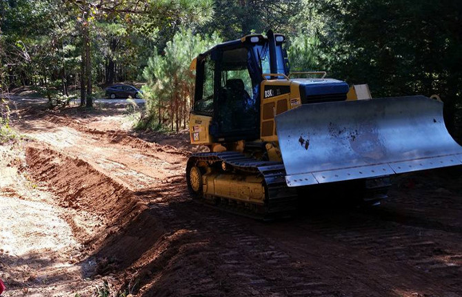 Metro Atlanta Excavation and Land Clearing | a Girl and her